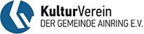 Kulturverein Ainring Logo