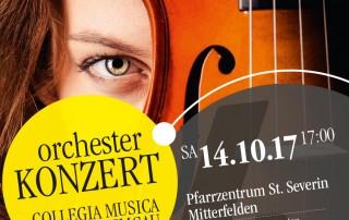 """Orchesterkonzert """"Mit Pauken und Trompeten"""""""