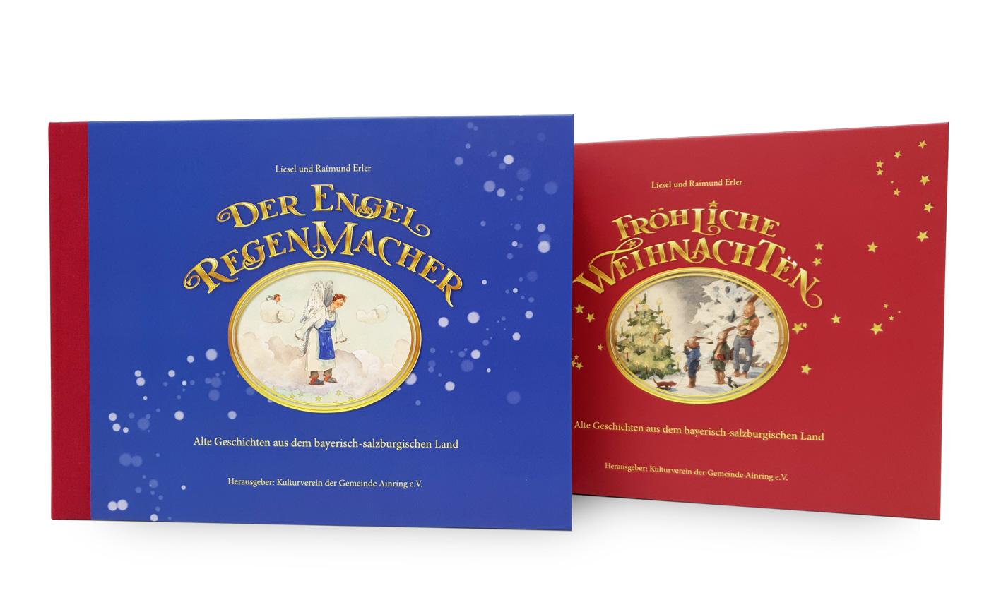 Die Bücher von Raimund und Liesl Erler