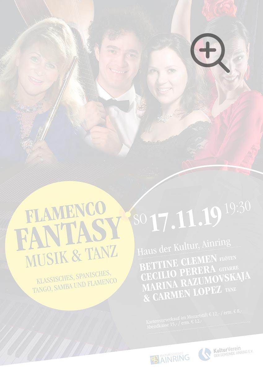 Flamenco Fantasy / Musik & Tanz